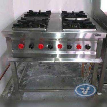 four-burner