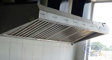 Kitchen Exhaust & Fresh Air System